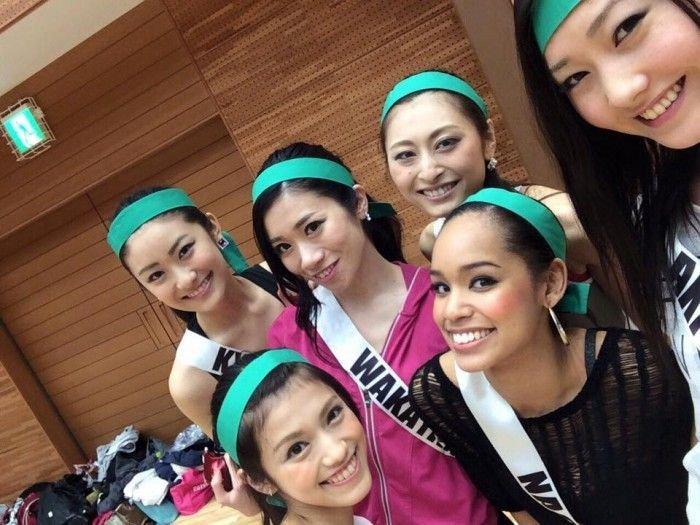 Новая Мисс Япония Ариана Миямото (13 фото)