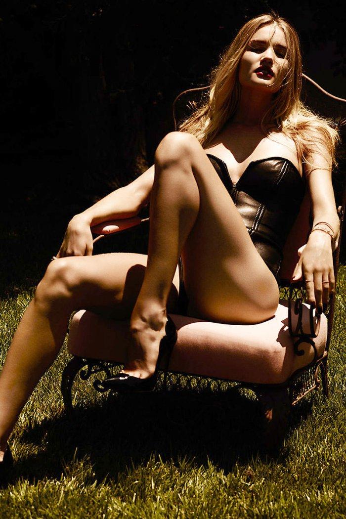 Роузи Хантингтон-Уайтли (9 фото)