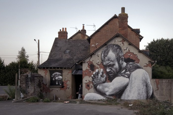 Искусство стрит-арта (36 фото)