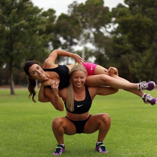 Спорт девушки приколы картинки, картинка про недосыпание