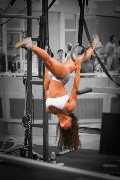 Девушки-спортсменки (52 фото)