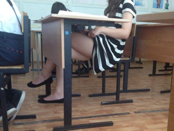 Учат в школе (21 фото)