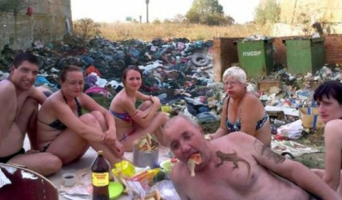 Русские отдыхают (44 фото)
