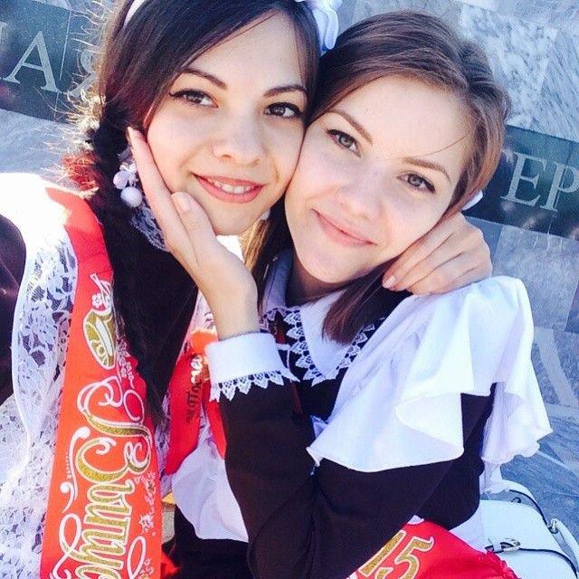 Выпускницы 2015 (43 фото)