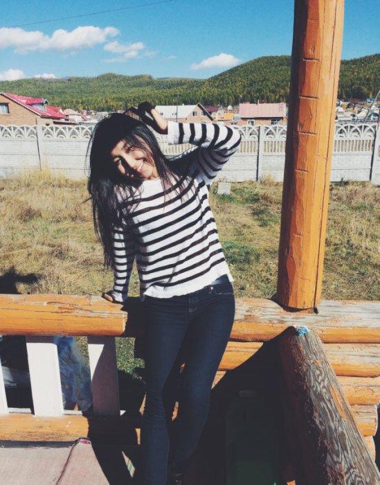 Девушки из Монголии (46 фото)