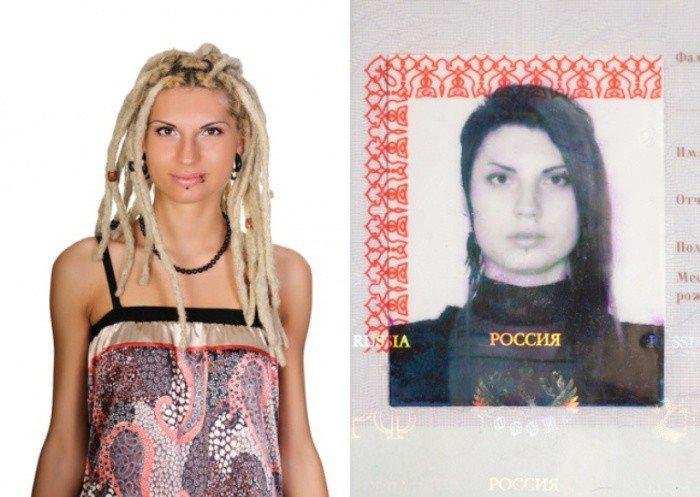 В паспорте и в жизни (17 фото)