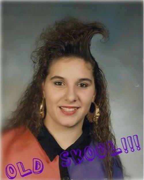 Прически из 1990х (27 фото)