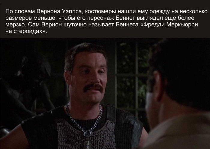 Факты о фильме Коммандо (11 фото)