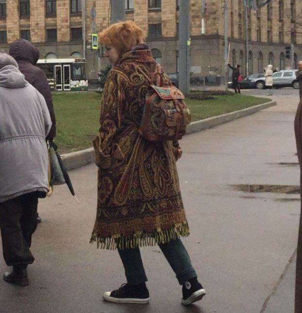 Модные люди Питера (40 фото)