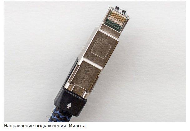 Что скрывает ethernet-кабель за 10 тысяч баксов (17 фото)