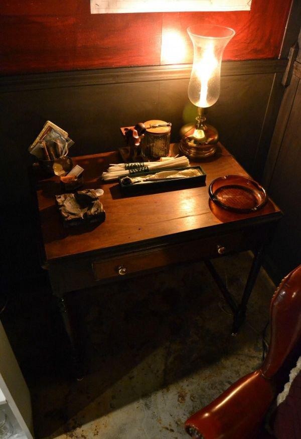 Тайная комната (14 фото)