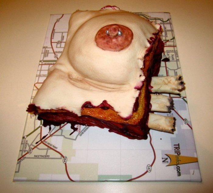 Страшные тортики (26 фото)