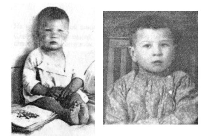 История одного слепого мальчика (5 фото)