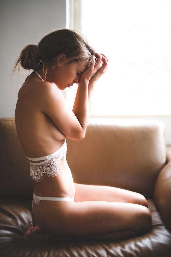 Девушки в нижнем белье (35 фото)