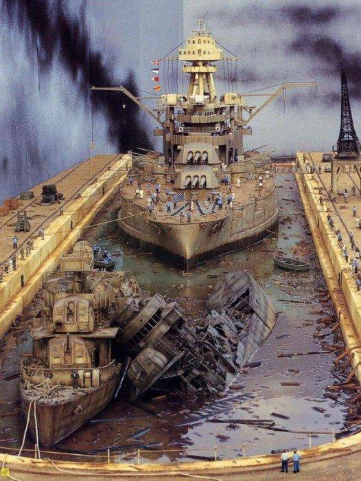 Реалистичные модели кораблей (31 фото)