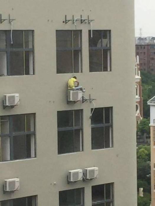Какая-такая техника безопасности? (27 фото)