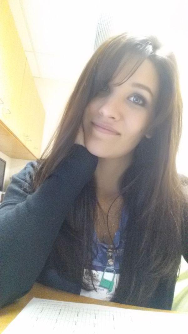Селфи девушки на работе в офисе ева ли