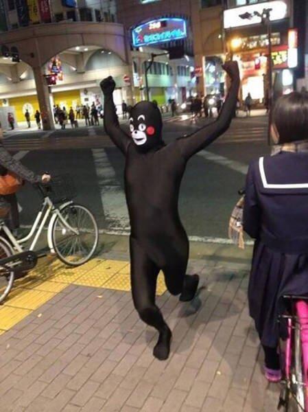 Тем временем в Японии (38 фото)