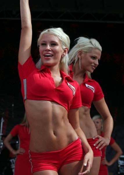 Спортсменки (48 фото)