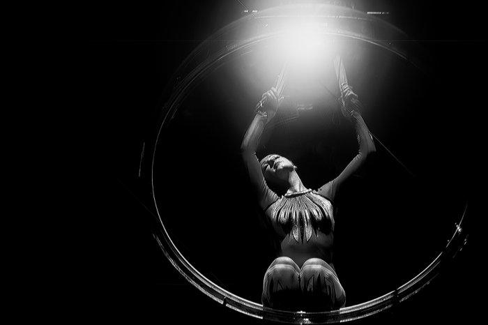 Черно-белая магия (20 фото)