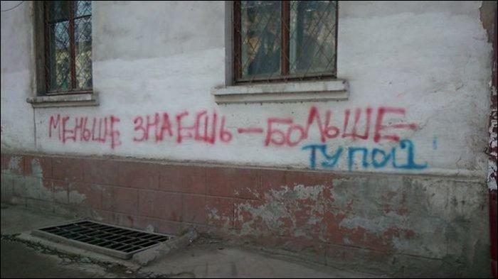 Загонные объявления и надписи (25 фото)