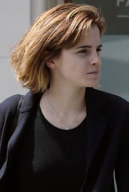 Эмма Уотсон без макияжа (6 фото)