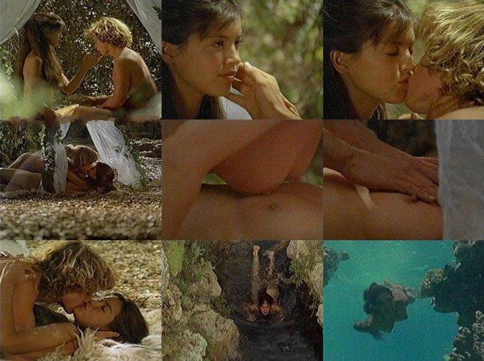 эпизод секса из фильма голубая лагуна - 6