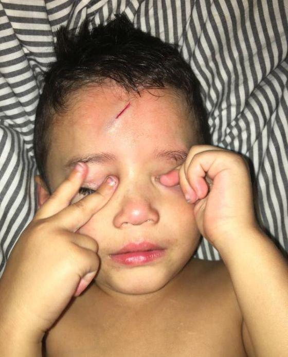 Креативная идея, чтобы успокоить малыша (5 фото)