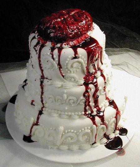 Жуткие тортики (8 фото)