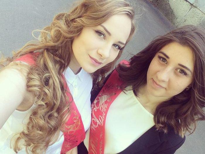 Девушки на выпускном 2016. Часть 2 (26 фото)