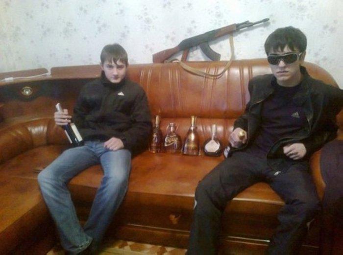 Опасные парни (31 фото)