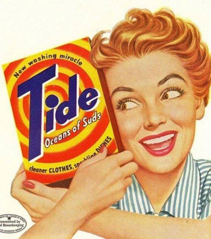 Старая реклама известных брендов (15 фото)