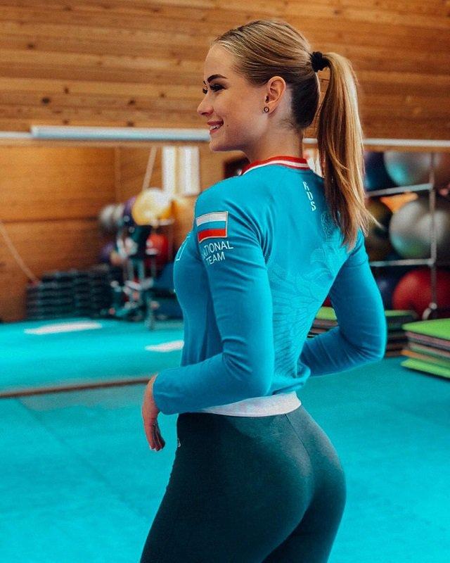 Мария Зотова - девушка, которая может за себя постоять (25 фото)