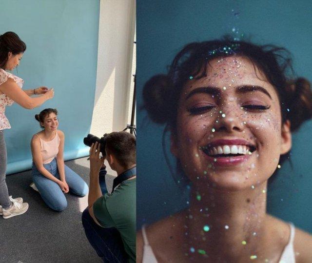 Как создаются эффектные портретные снимки (10 фото)