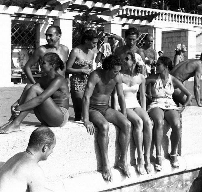 Девушки из СССР (30 фото)