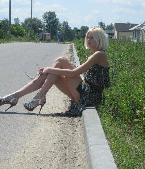 Деревенские девчонки (18 фото)