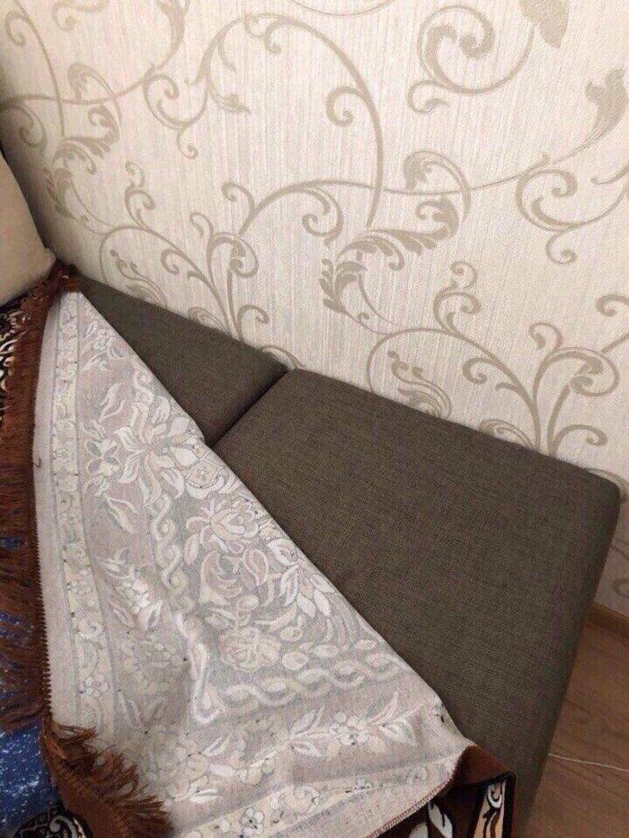 Не самый приятный сюрприз на съемной квартире (5 фото)
