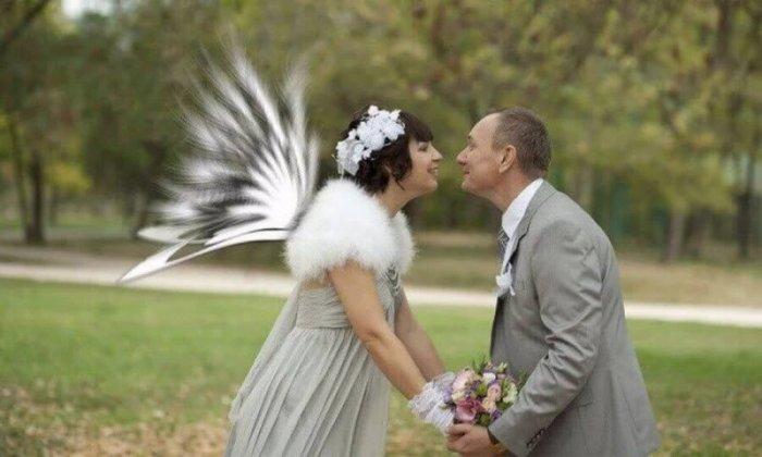 Эпичные снимки свадебных фотографов
