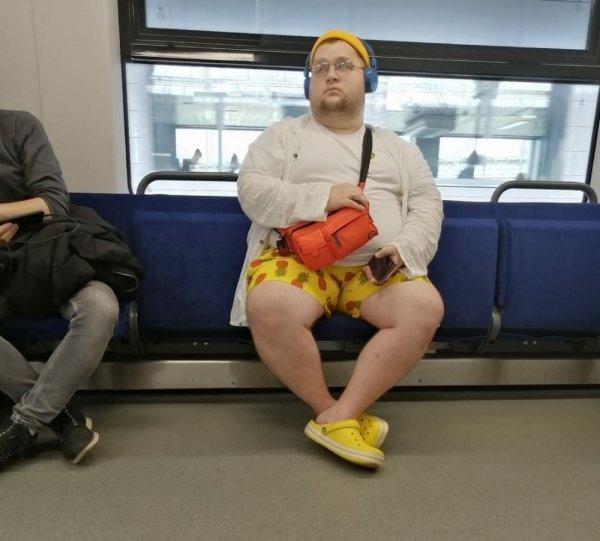 страшной чудаки в метро фото любви счастью