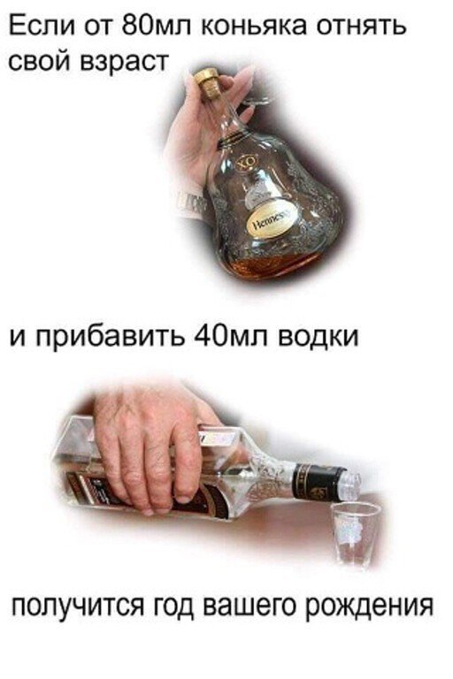 Юмор про спиртное
