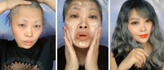 Чудеса макияжа от азиатских девушек