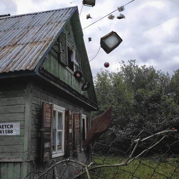 Российский сюрреализм от Вадима Соловьева