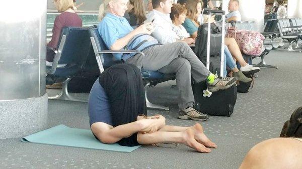Приколы из аэропортов