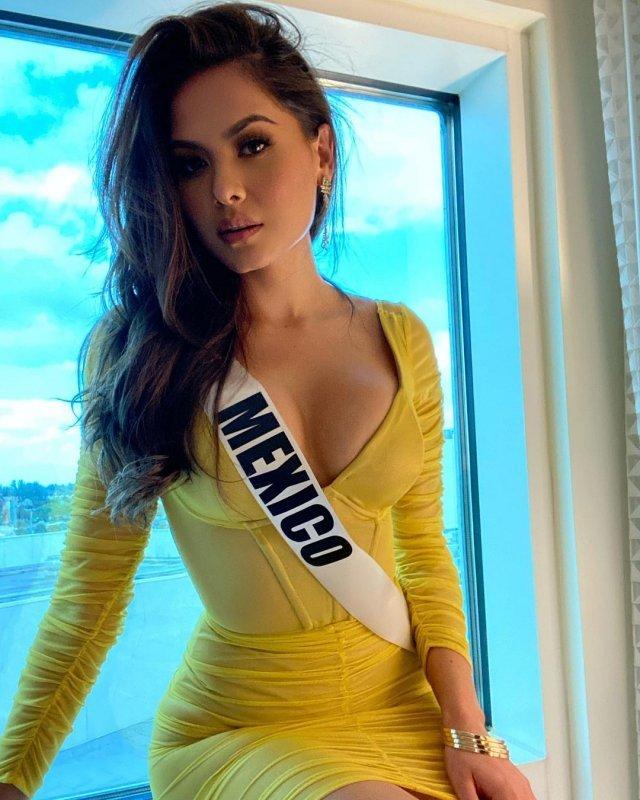 Андреа Меса - «Мисс Вселенная 2021»