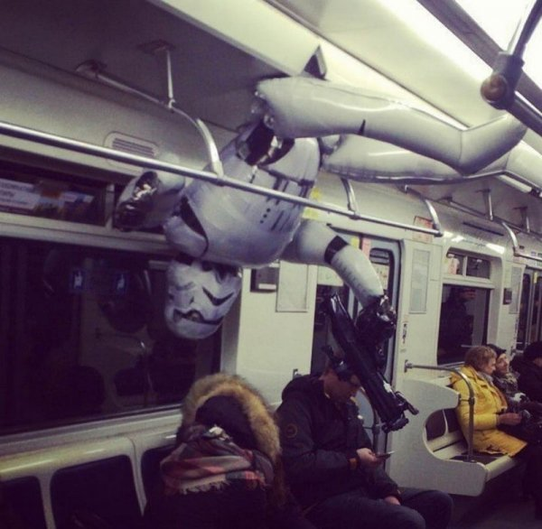 Стиляги в метро (25/05/2021)