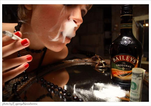 'Курящие