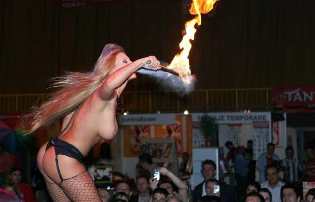 'Огненное