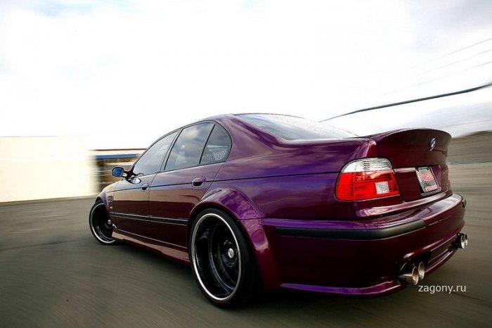 Грамотный тюнинг BMW E39 (29 фото)