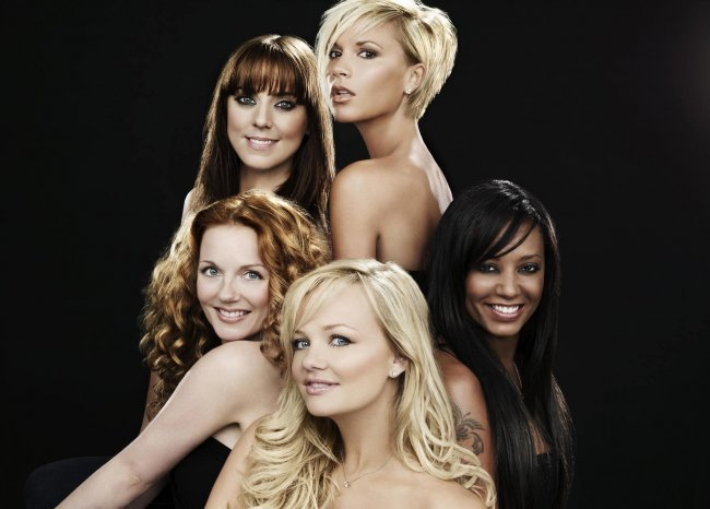 Spice Girls (8 фото)