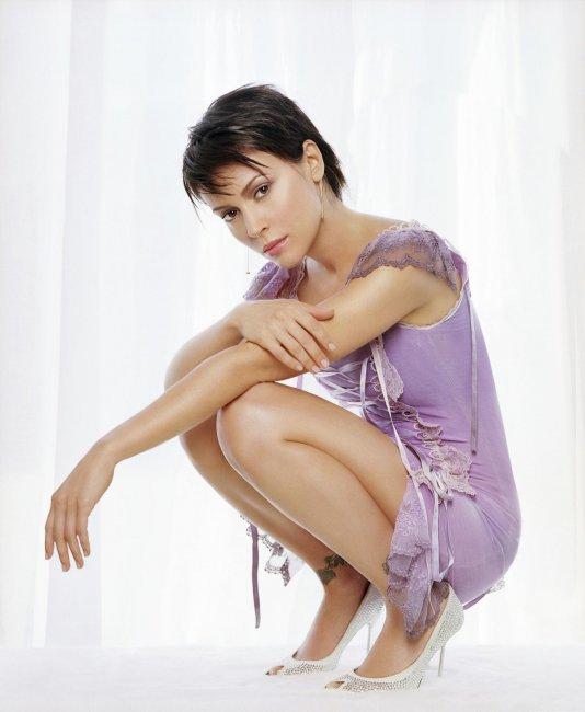 Алисса Милано (8 фото)